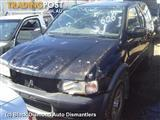 1999 HOLDEN FRONTERA COIL/COIL PACK 2.2