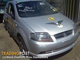 2008 HOLDEN BARINA STARTER AUTO