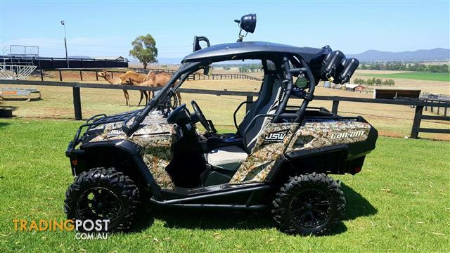 2014 Can-Am 1000