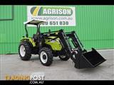 80HP Ultra Agrison Tractor