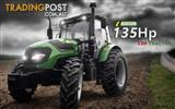 Brand New Agrison 135HP CDF Tractor - Air Con - FEL - 4 in 1 Bucket - Euro Tractor