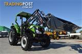 Agrison 80HP CDF 4X4 4in1 BUCKET- 5 YEAR WARRANTY FREE 6FT SLASHER
