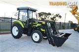 BRAND NEW AGRISON 60HP ULTRA G3 + TURBO + AIRCON + 6FT SLASHER + FEL 4in1 BUCKET = $28,990 INC GST!!