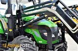 Agrison 100hp CDF - 4x4 - 4in1 Bucket - FEL - 5 Year Warranty!!!
