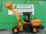 Agrison TX 926 Wheel Loader $23,790 INC GST!
