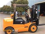 Agrison Forklift + 3.0T + 3 Stage Container Mast + 5 Year Warranty!! Only $19,990 Inc GST