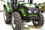 Brand New 2017 Agrison 100hp CDF + 4 in 1 Bucket + FEL + TINTED WINDOWS!!!