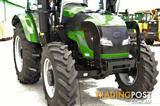 Agrison 100hp CDF - 4x4 - 4in1 Bucket - FEL - 5 Year Warranty!!!!