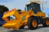 Agrison TX926L WHEEL LOADER 5.5 TONNE LOADER 5 YEAR WARRANTY