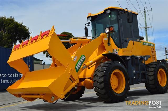New 2017 Joblion Equipments SM88 Wheel loader 88HP 7