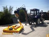 Agrison Tractor Backhoe Heavy Duty - 400mm bucket