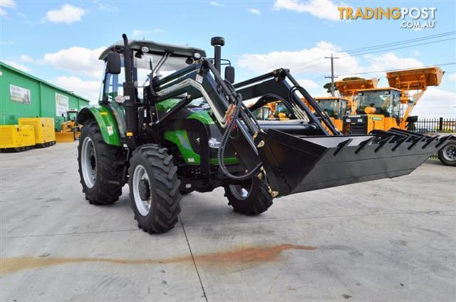 Tractor With Windows : Brand new agrison hp cdf in bucket fel