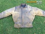Mens XL- Leather Jacket!
