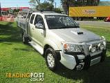 2008 TOYOTA HILUX SR5 (4x4) KUN26R 07 UPGRADE X CAB P/UP