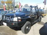 2006 NISSAN NAVARA ST-R (4x4) D22 C/CHAS