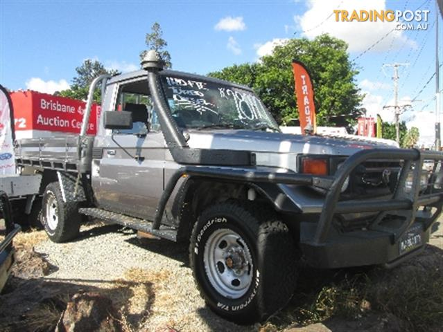 Toyota land cruiser hzj79r radio manual array 2002 toyota landcruiser 4x4 hzj79r c chas for sale in coopers rh tradingpost com fandeluxe Gallery