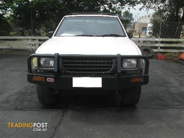 1993 Holden Rodeo Ls Space Cab Tf Utility For Sale In