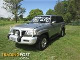 2006  NISSAN PATROL ST GU IV MY05 WAGON