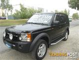 2005  LAND ROVER DISCOVERY 3 SE  WAGON