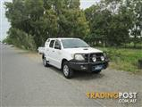 2009  TOYOTA HILUX SR KUN26R MY09 CAB CHASSIS