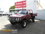 1999  TOYOTA HILUX  LN167R CAB CHASSIS