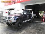 1999  TOYOTA HILUX SR5 LN167R UTILITY