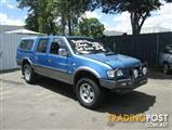 2002  HOLDEN RODEO LX CREW CAB TF MY02 UTILITY