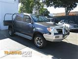 2007  TOYOTA HILUX SR KUN26R MY07 CAB CHASSIS
