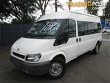 2006  FORD TRANSIT MID ROOF VJ BUS