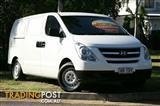 2011 Hyundai iLOAD  TQ-V MY11 Van