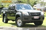 2007 Mazda BT-50 DX+ Freestyle UNY0E3 Cab Chassis