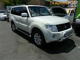 2012 Mitsubishi Pajero Activ NW MY12 Wagon