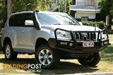 2012 Toyota Landcruiser Prado GXL KDJ150R Wagon