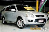 2010 Ford Territory TS RWD SY Mkii Wagon
