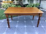 Baltic Pine Dining Table