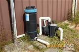 Swimming Pool Motor and filter