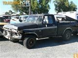 76' F100 Wrecking