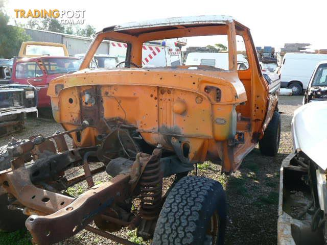 Ford 79 F100 4wd Rolling Chassis For Sale In Lonsdale Sa
