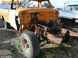 Ford 79 F100  4WD Rolling Chassis