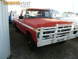 Ford 76 F100 Wrecking Most Parts Available