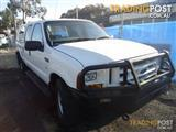 FORD 2002 F250