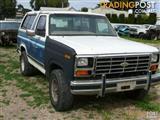 84 XLT Bronco