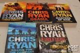Chris Ryan books