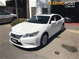 2013 LEXUS ES350 SPORTS LUXURY GSV60R 4D SEDAN