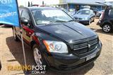 2007 DODGE CALIBER SX PM 5D HATCHBACK