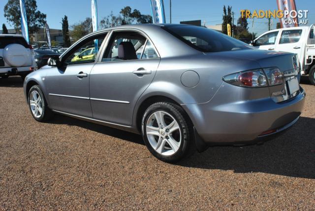 2006 mazda 6 gg sedan for sale in minchinbury nsw 2006 mazda 6 gg sedan. Black Bedroom Furniture Sets. Home Design Ideas