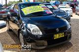 2006  Suzuki Swift Z Series RS415 Hatchback