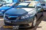 2011  Holden Cruze CD JG Sedan
