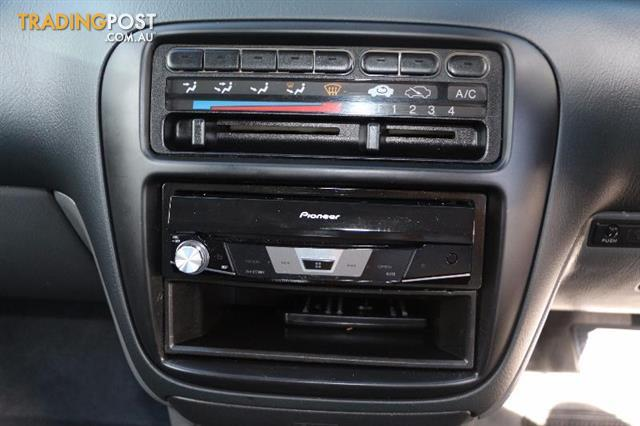 1998  Honda Odyssey  1st Gen Wagon