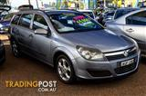 2005  Holden Astra CD AH Wagon